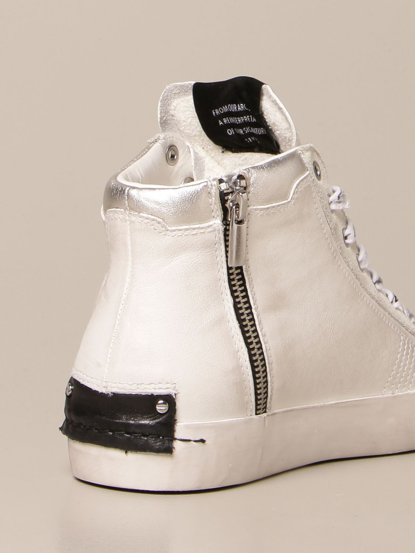 Sneakers Crime London: Schuhe damen Crime London weiß 3