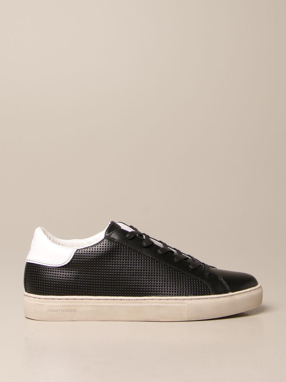 Sneakers Crime London: Shoes men Crime London black 1