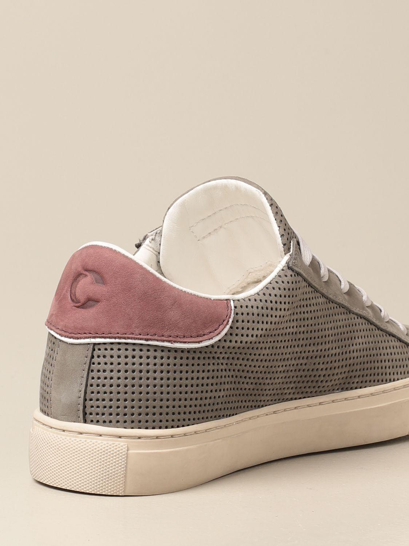 Sneakers Crime London: Schuhe herren Crime London taubengrau 3