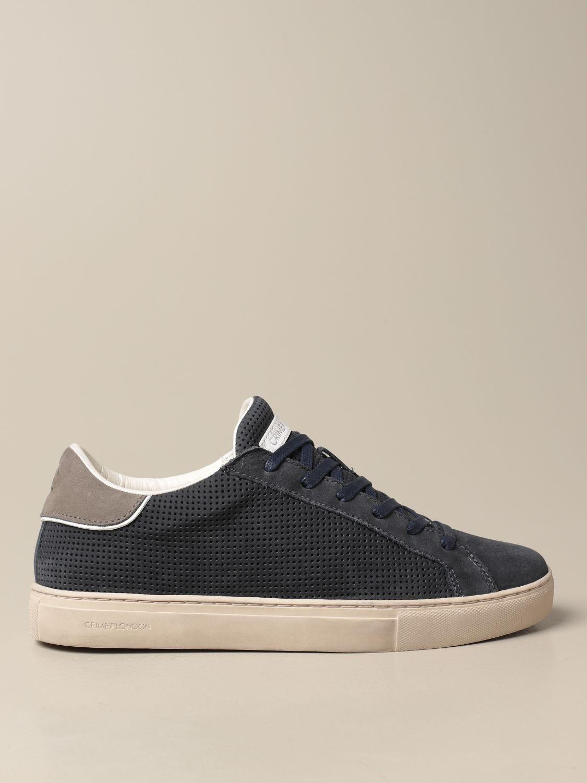 Sneakers Crime London: Schuhe herren Crime London blau 1