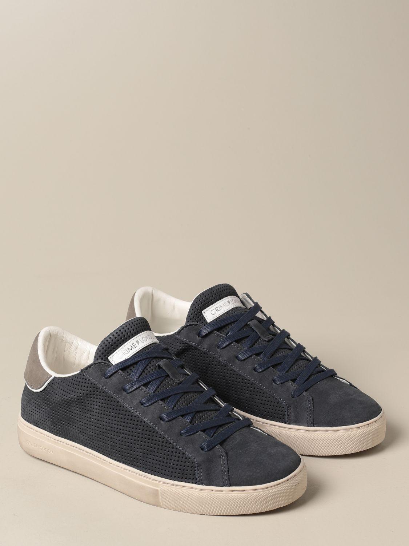 Sneakers Crime London: Schuhe herren Crime London blau 2