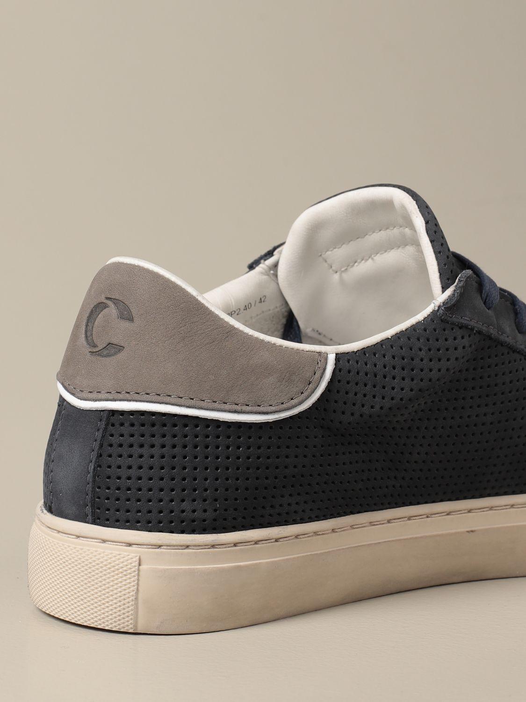 Sneakers Crime London: Schuhe herren Crime London blau 3
