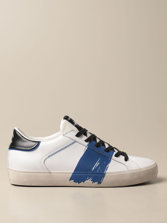Sneakers Crime London: Shoes men Crime London white 1
