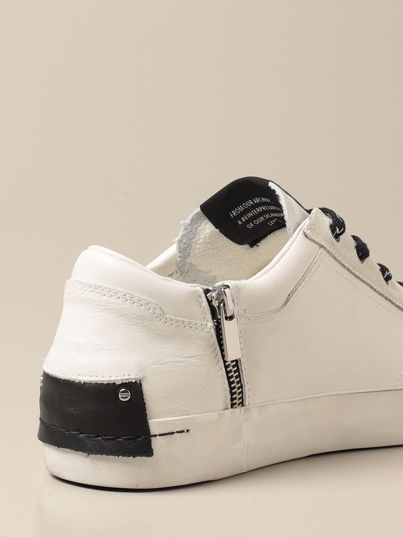 Sneakers Crime London: Schuhe herren Crime London weiß 3