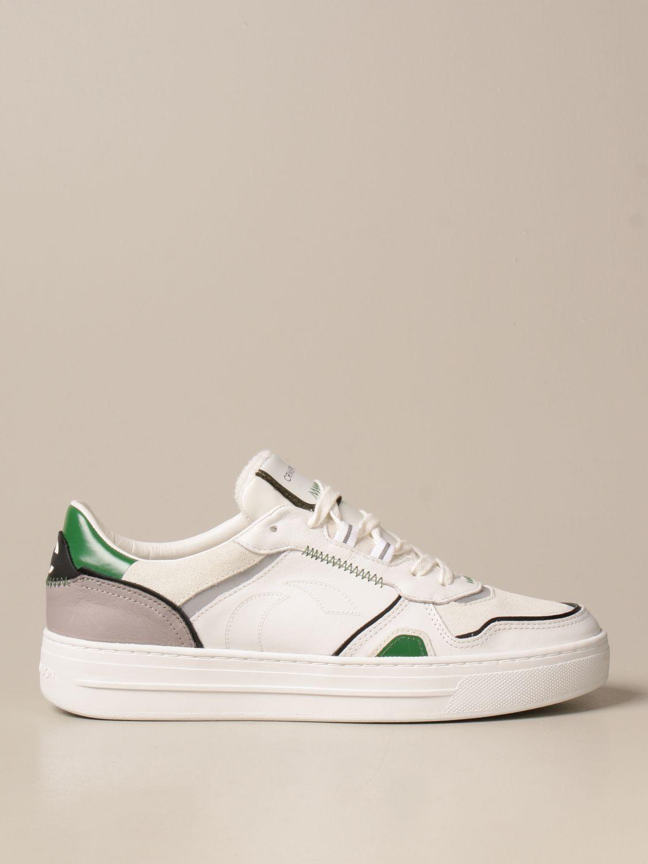 Sneakers Crime London: Schuhe herren Crime London weiß 1