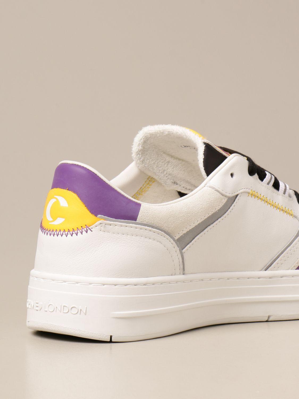 Sneakers Crime London: Shoes men Crime London white 3