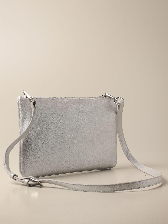 Вечерняя сумочка и клатч Ice Play: Наплечная сумка Женское Ice Play серебряный 2