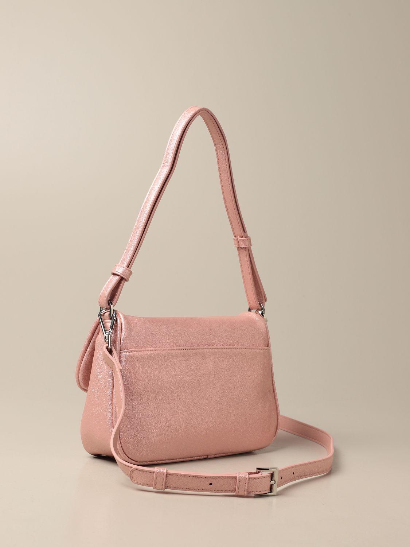 Наплечная сумка Ice Play: Наплечная сумка Женское Ice Play розовый 2