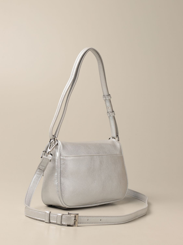 Наплечная сумка Ice Play: Наплечная сумка Женское Ice Play серебряный 2