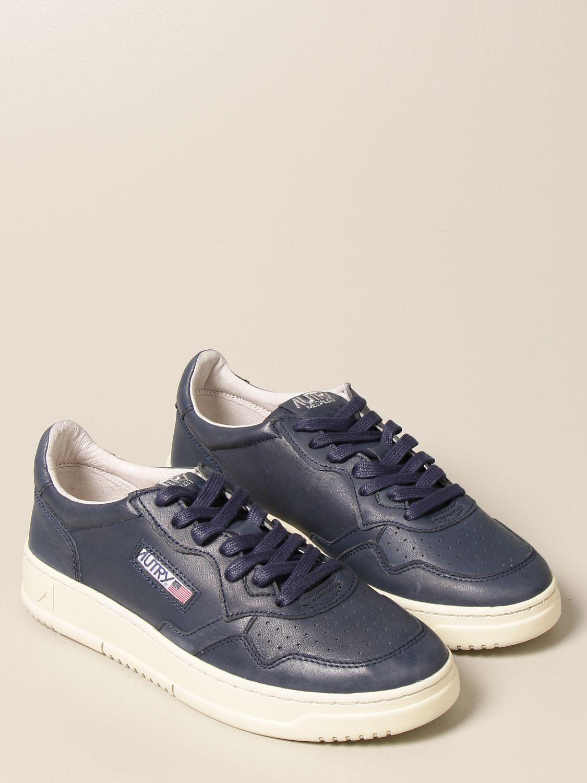 运动鞋 Autry: 鞋 男士 Autry 蓝色 2