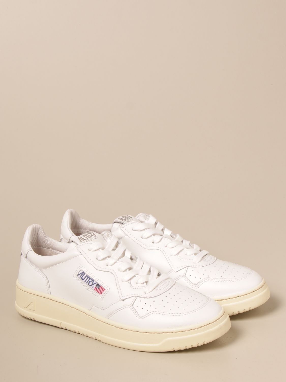 Sneakers Autry: Shoes men Autry white 2