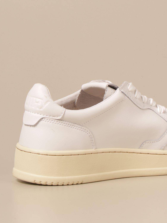 Sneakers Autry: Shoes men Autry white 3