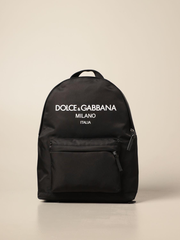 Poche Dolce & Gabbana: Sac enfant Dolce & Gabbana noir 1