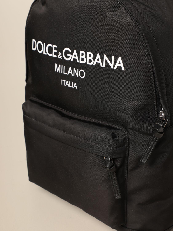 Poche Dolce & Gabbana: Sac enfant Dolce & Gabbana noir 3