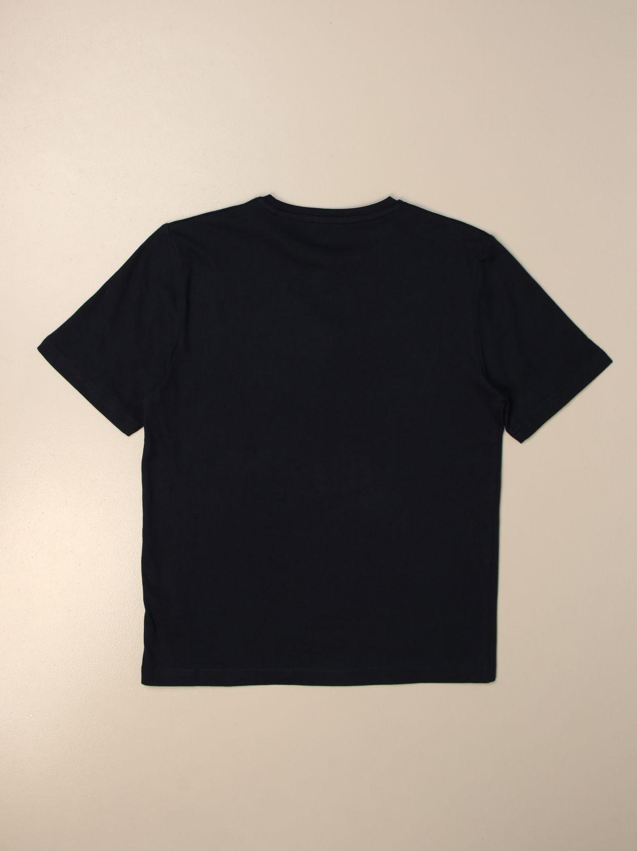 Camiseta Hugo Boss: Camiseta niños Hugo Boss azul oscuro 2