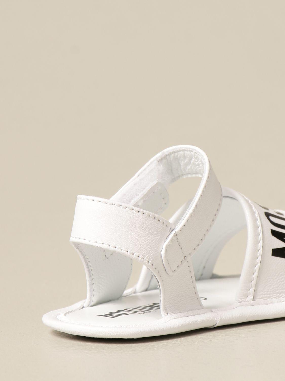 Zapatos Moschino Baby: Zapatos niños Moschino Baby negro 3