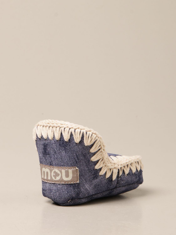 Zapatos Mou: Zapatos niños Mou denim 3