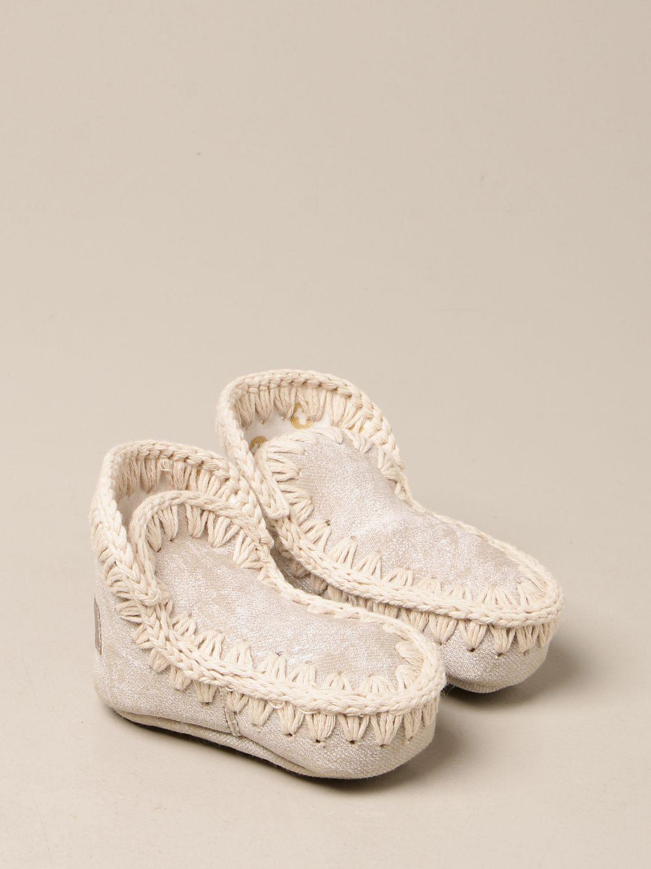 Zapatos Mou: Zapatos niños Mou nata 2