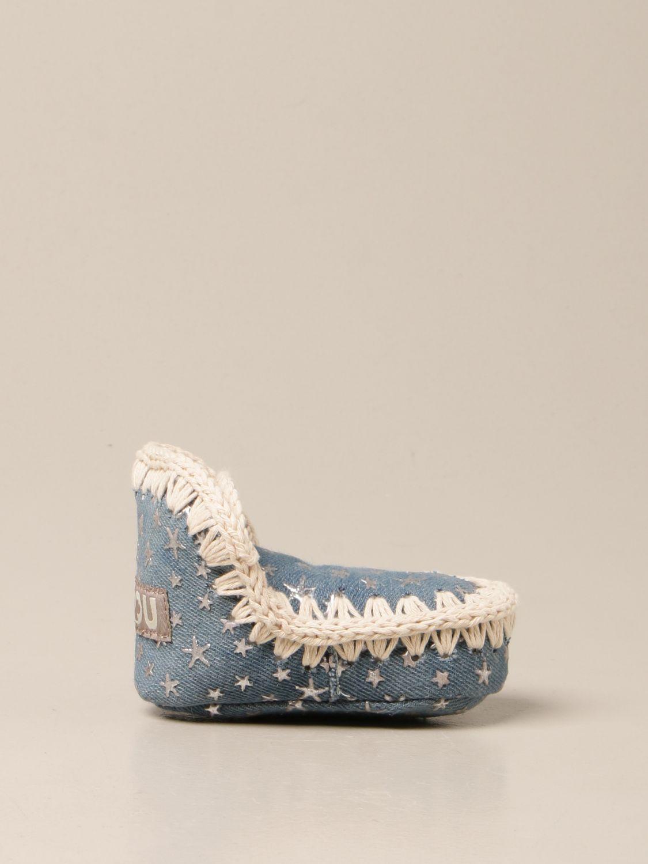 Zapatos Mou: Zapatos niños Mou stone washed 1