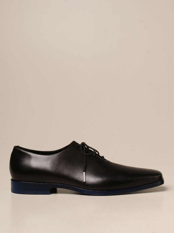 牛津鞋 Paciotti: 鞋 男士 Paciotti 黑色 1