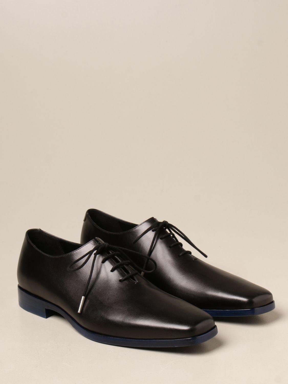 牛津鞋 Paciotti: 鞋 男士 Paciotti 黑色 2