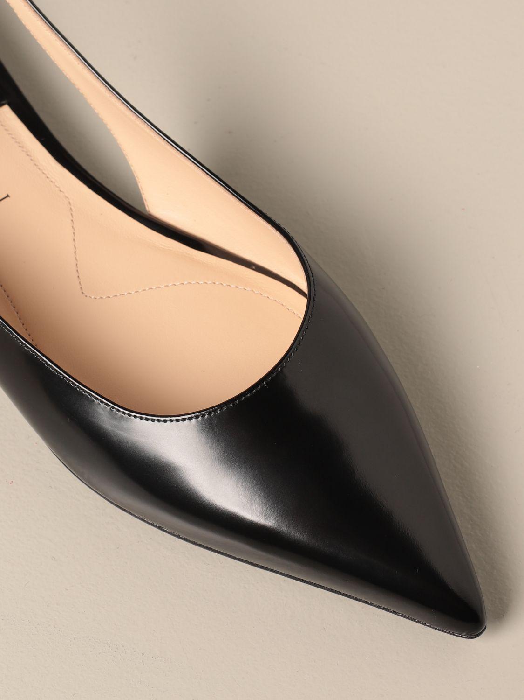芭蕾平底鞋 Paciotti: 鞋 女士 Paciotti 黑色 4