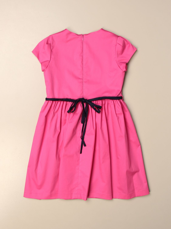 Платье Il Gufo: Платье Детское Il Gufo фуксия 2