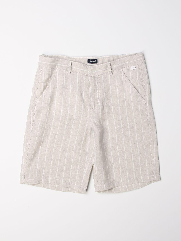 Shorts Il Gufo: Shorts kinder Il Gufo beige 1