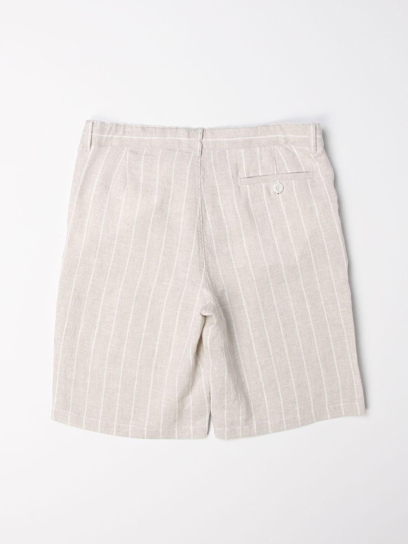 Shorts Il Gufo: Shorts kinder Il Gufo beige 2