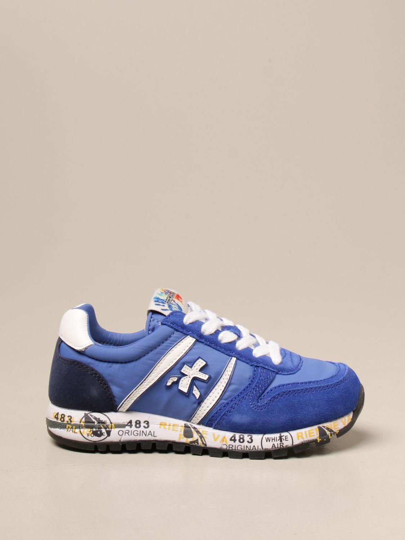 Обувь Premiata: Обувь Детское Premiata синий 1