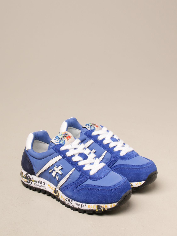 Обувь Premiata: Обувь Детское Premiata синий 2