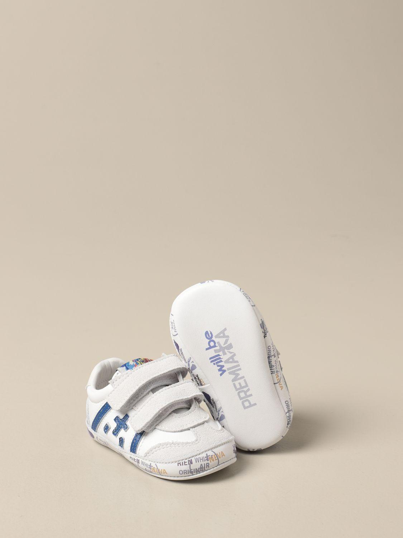 鞋履 Premiata: 鞋履 儿童 Premiata 白色 2