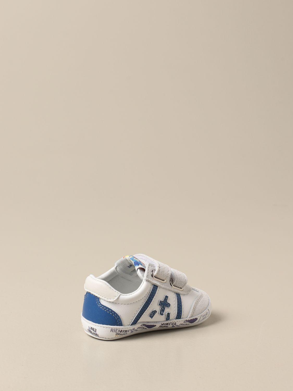 鞋履 Premiata: 鞋履 儿童 Premiata 白色 3