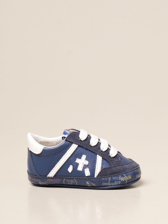 鞋履 Premiata: 鞋履 儿童 Premiata 蓝色 1