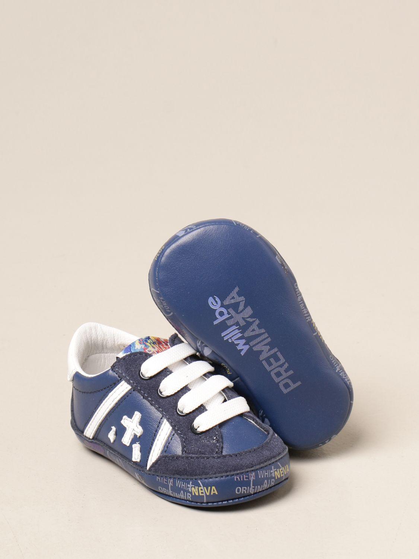 鞋履 Premiata: 鞋履 儿童 Premiata 蓝色 2
