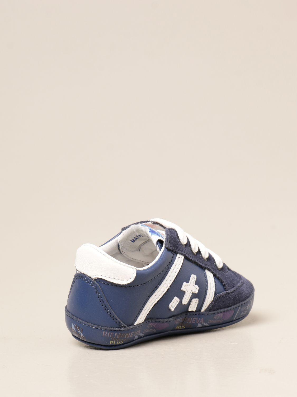 鞋履 Premiata: 鞋履 儿童 Premiata 蓝色 3
