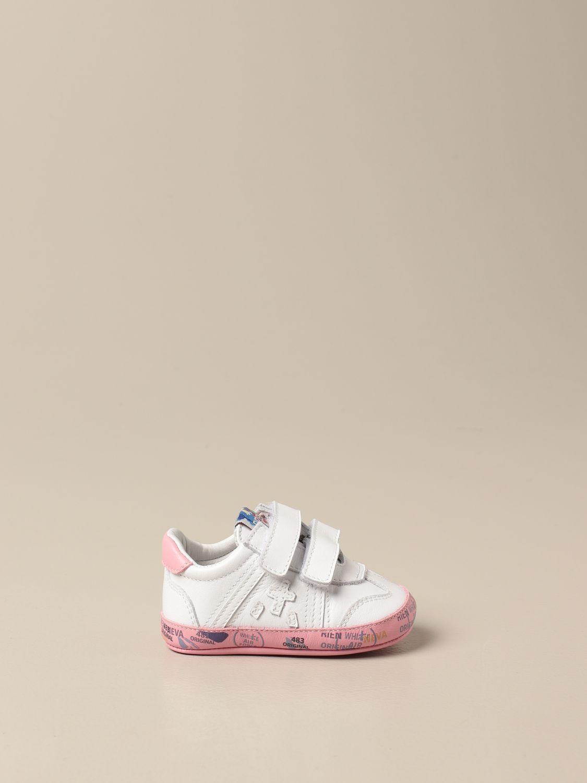 鞋履 Premiata: 鞋履 儿童 Premiata 白色 1