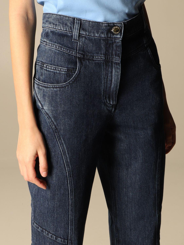 Jeans Alberta Ferretti: Jeans femme Alberta Ferretti denim 5
