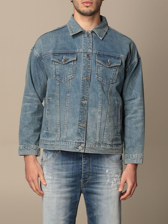 Jacket Armani Exchange: Jacket women Armani Exchange denim 1