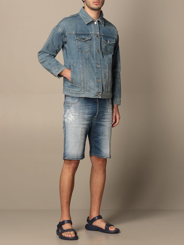 Jacket Armani Exchange: Jacket women Armani Exchange denim 2