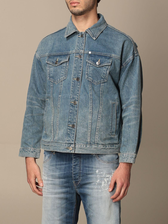 Jacket Armani Exchange: Jacket women Armani Exchange denim 4