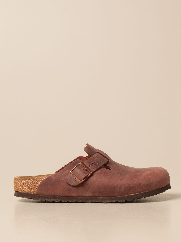 Sandals Birkenstock: Shoes men Birkenstock black 1