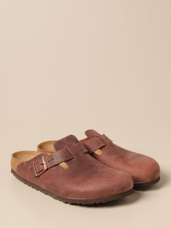 Sandals Birkenstock: Shoes men Birkenstock black 2