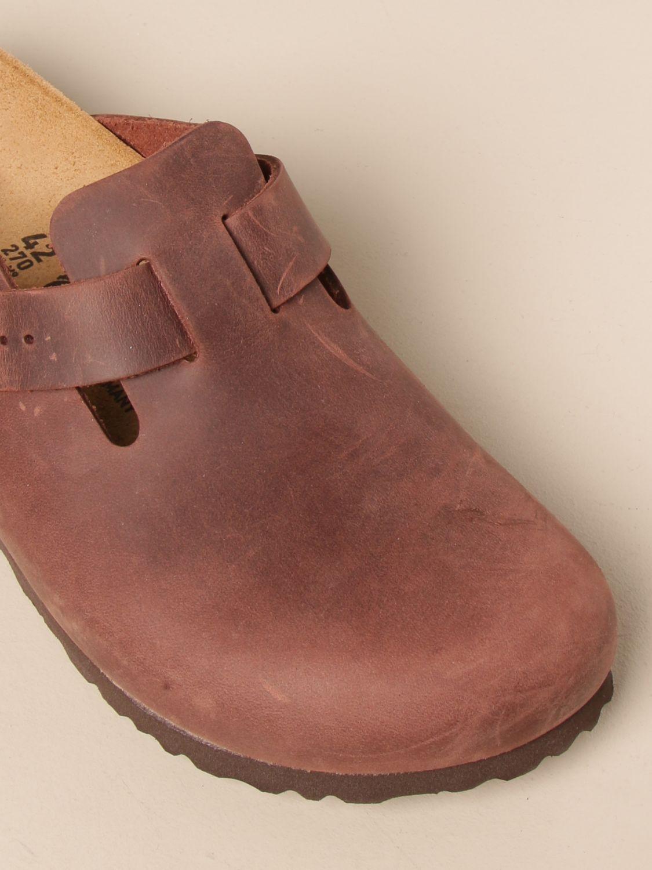 Sandals Birkenstock: Shoes men Birkenstock black 4