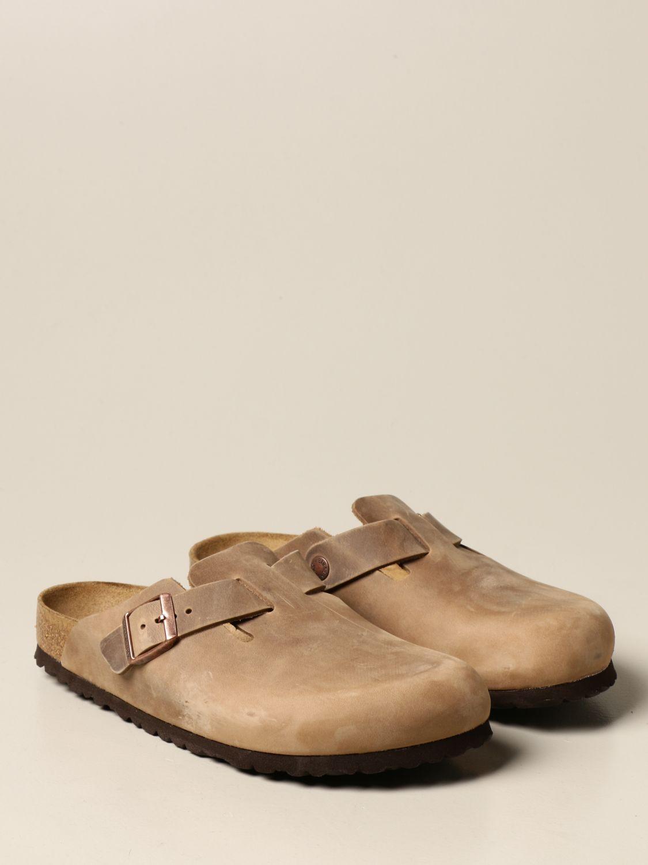 Sandals Birkenstock: Shoes men Birkenstock tobacco 2