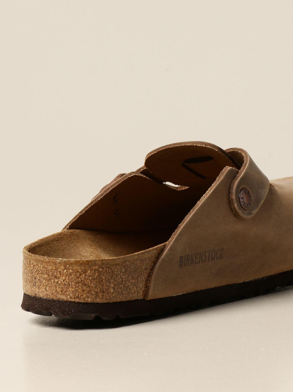 Sandals Birkenstock: Shoes men Birkenstock tobacco 3