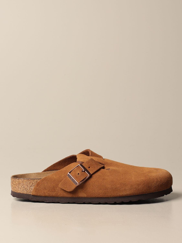 Sandales Birkenstock: Chaussures homme Birkenstock cuir 1