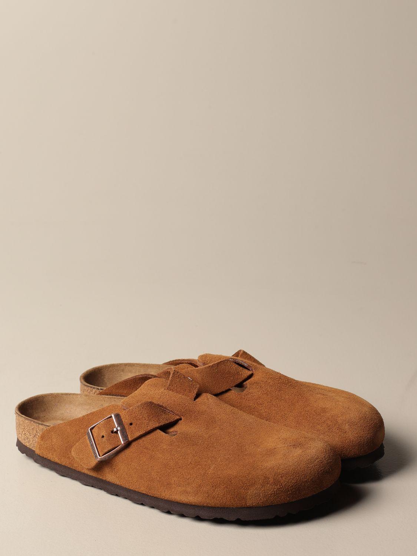 Sandales Birkenstock: Chaussures homme Birkenstock cuir 2