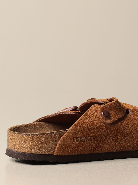 Sandales Birkenstock: Chaussures homme Birkenstock cuir 3