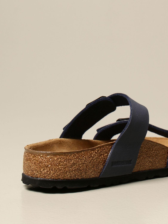 Sandals Birkenstock: Shoes men Birkenstock blue 3